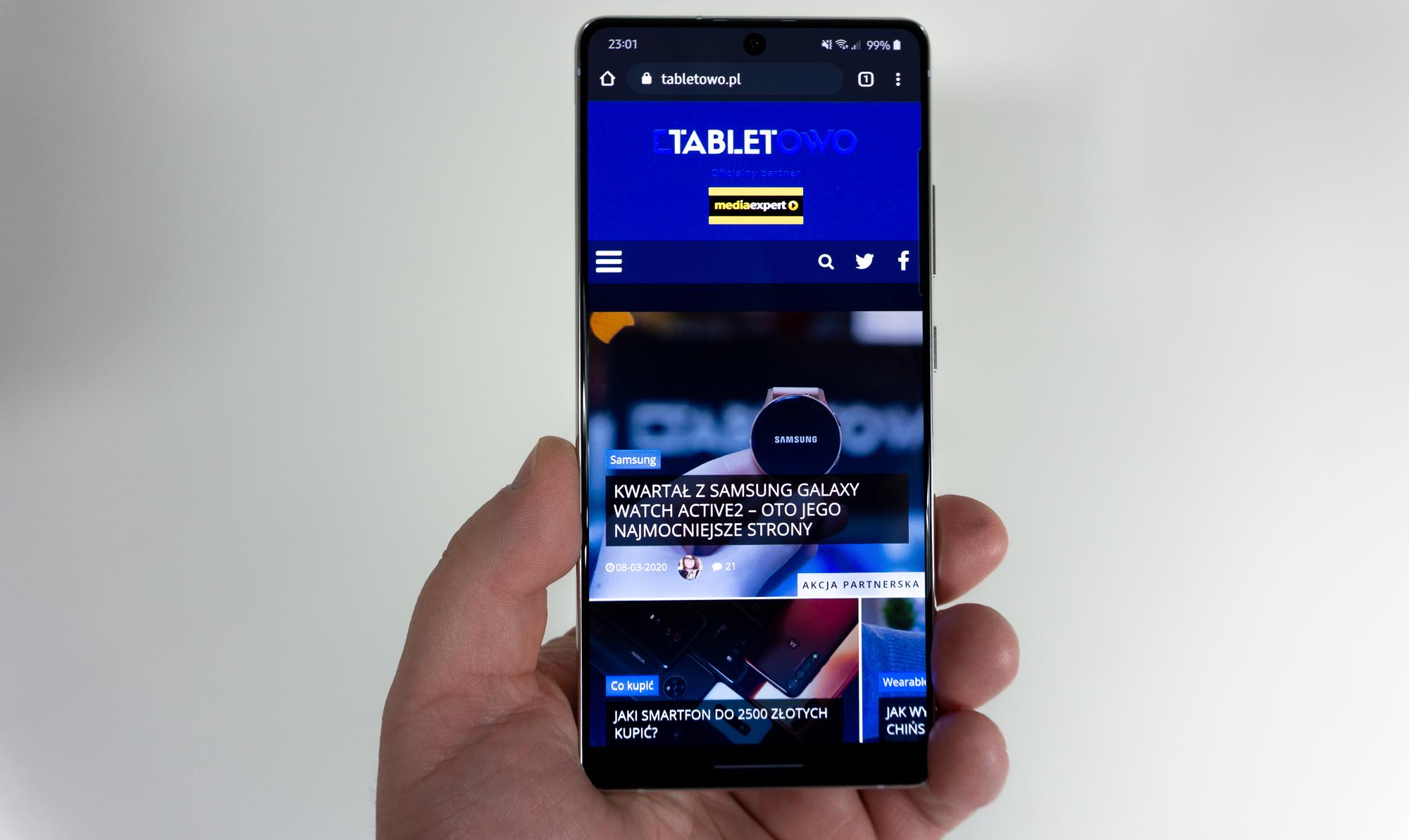 Samsung Galaxy S10 Lite - koreański zabójca flagowców (recenzja) 93