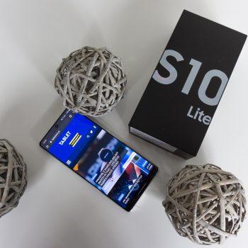 Mega obniżka ceny Samsunga Galaxy S10 Lite! W tej cenie warto się zastanowić 23
