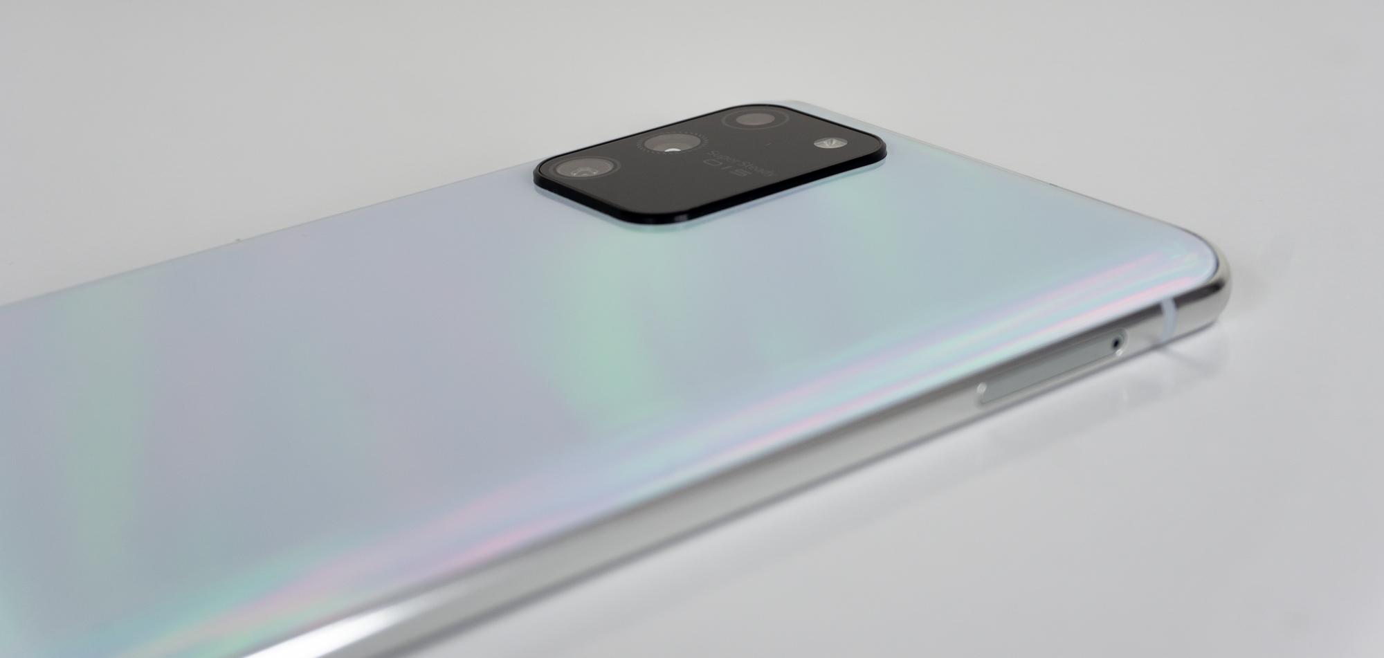 Samsung Galaxy S10 Lite - koreański zabójca flagowców (recenzja) 25