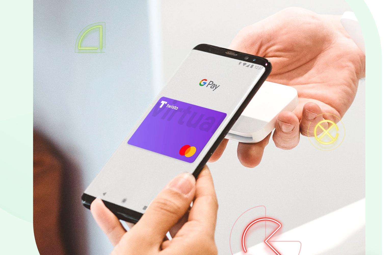 Twisto w Google Play dla wszystkich i nowa karta wirtualna 22