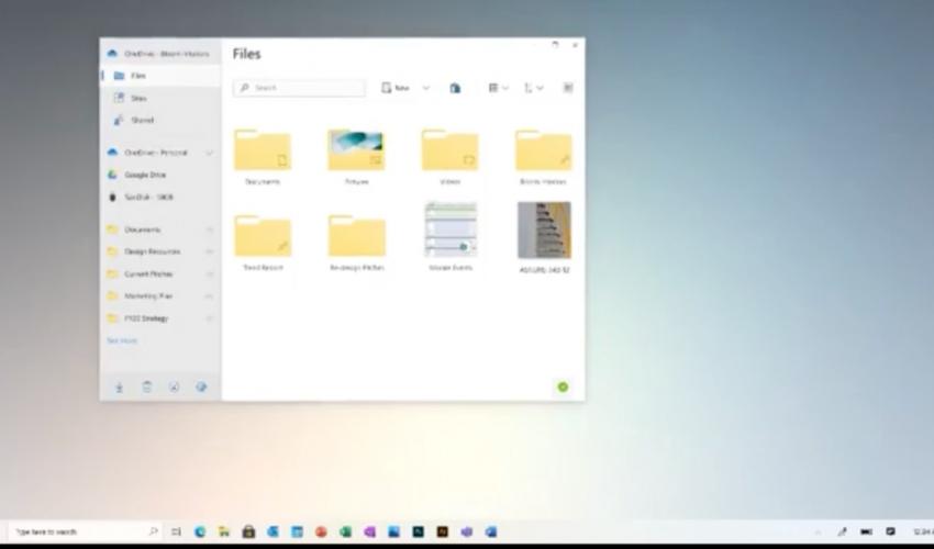 Windows 10 – oto przyszłe zmiany w Eksploratorze plików i menu Start [na wideo] 21
