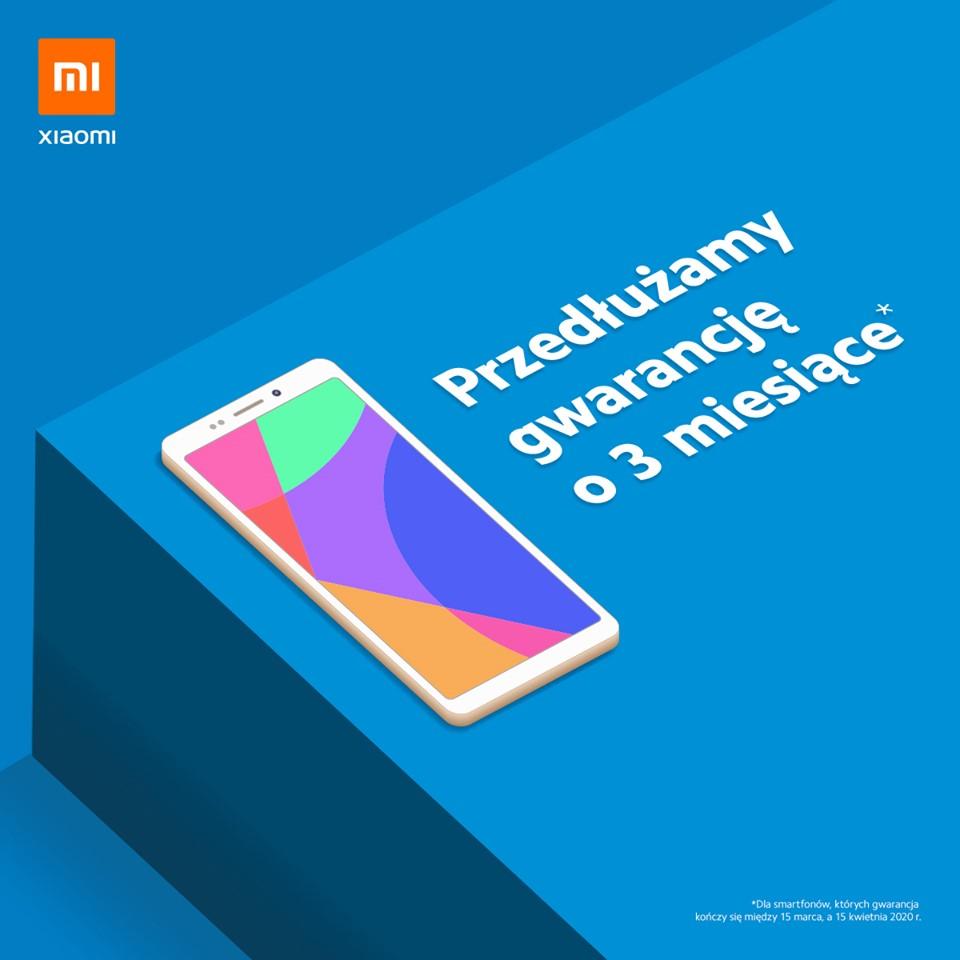 Twoje Xiaomi będzie bezpieczne o 3 miesiące dłużej. Firma przedłuża gwarancje na smartfony