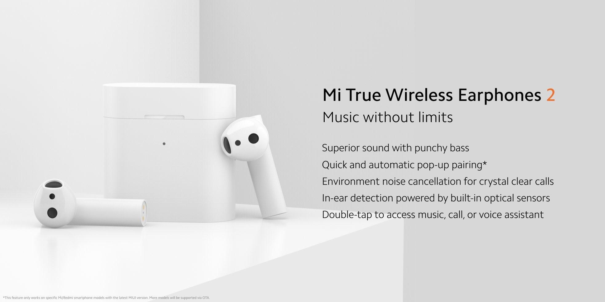 Będzie kupowane? Oto druga generacja słuchawek Xiaomi Mi True Wireless Earphones 19