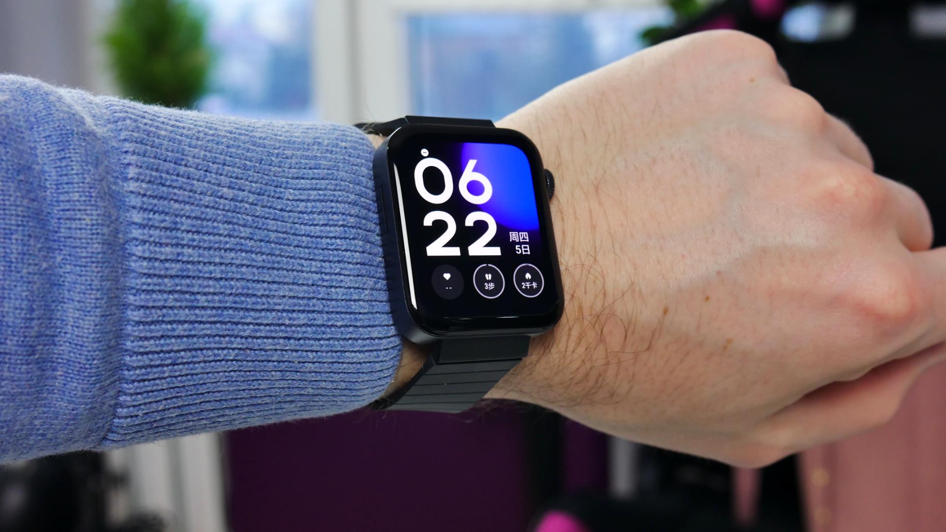 Jak wytrwałem kwartał z chińskim Xiaomi Mi Watchem 18