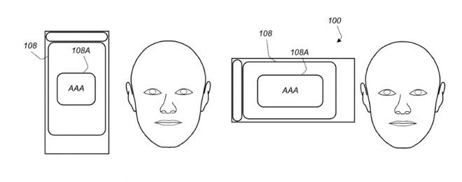 Face ID może pomóc w ustaleniu poprawnej orientacji ekranu iPhone'a 19
