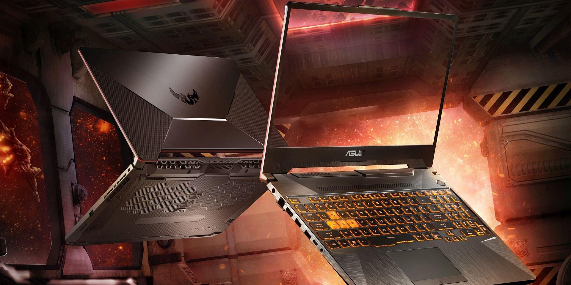 Nie spodziewałem się, że to powiem, ale podobają mi się laptopy Asus TUF Gaming 18