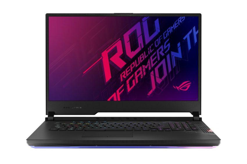ASUS pokazał potężne laptopy ROG z najnowszymi procesorami Intela i ekranami 300 Hz