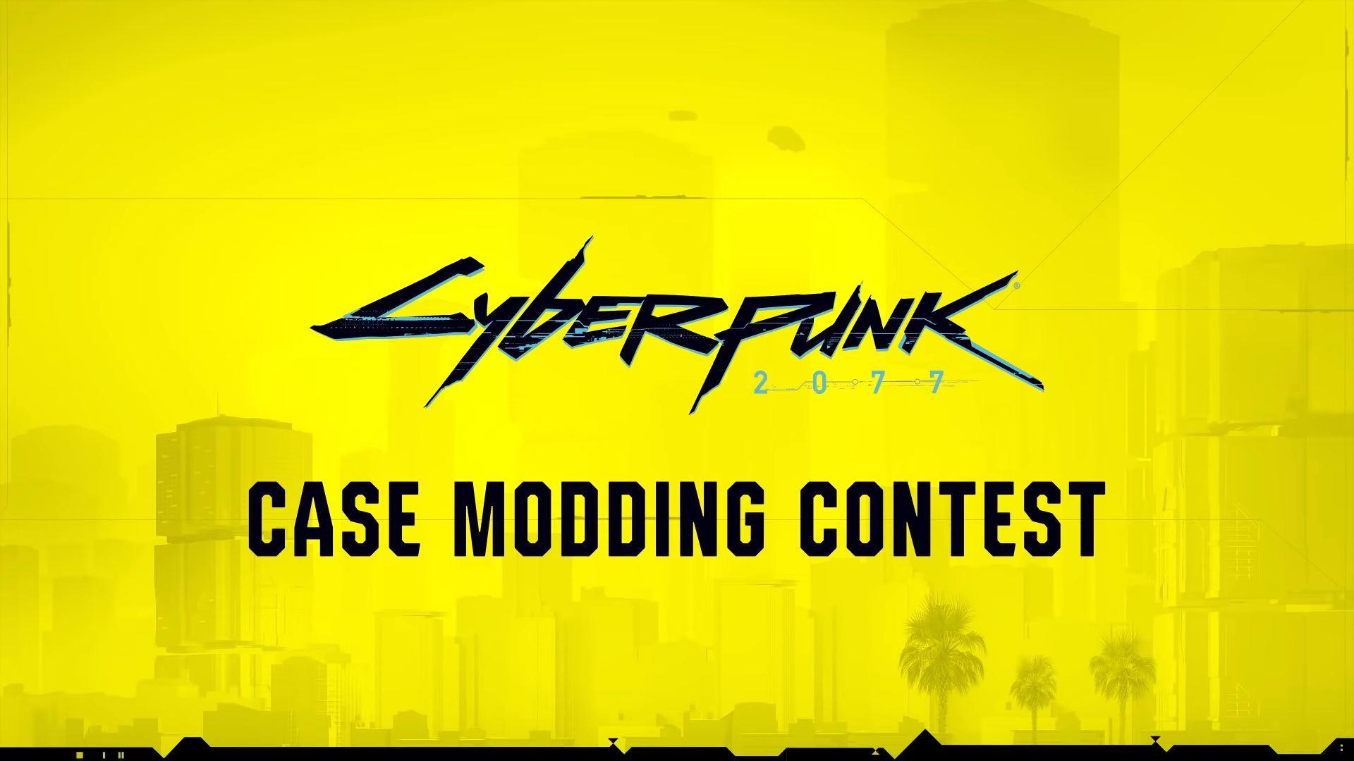 CD PROJEKT RED ogłasza konkurs #CyberUpYourPC. Do wygrania m.in. potężny, cyberpunkowy komputer stacjonarny