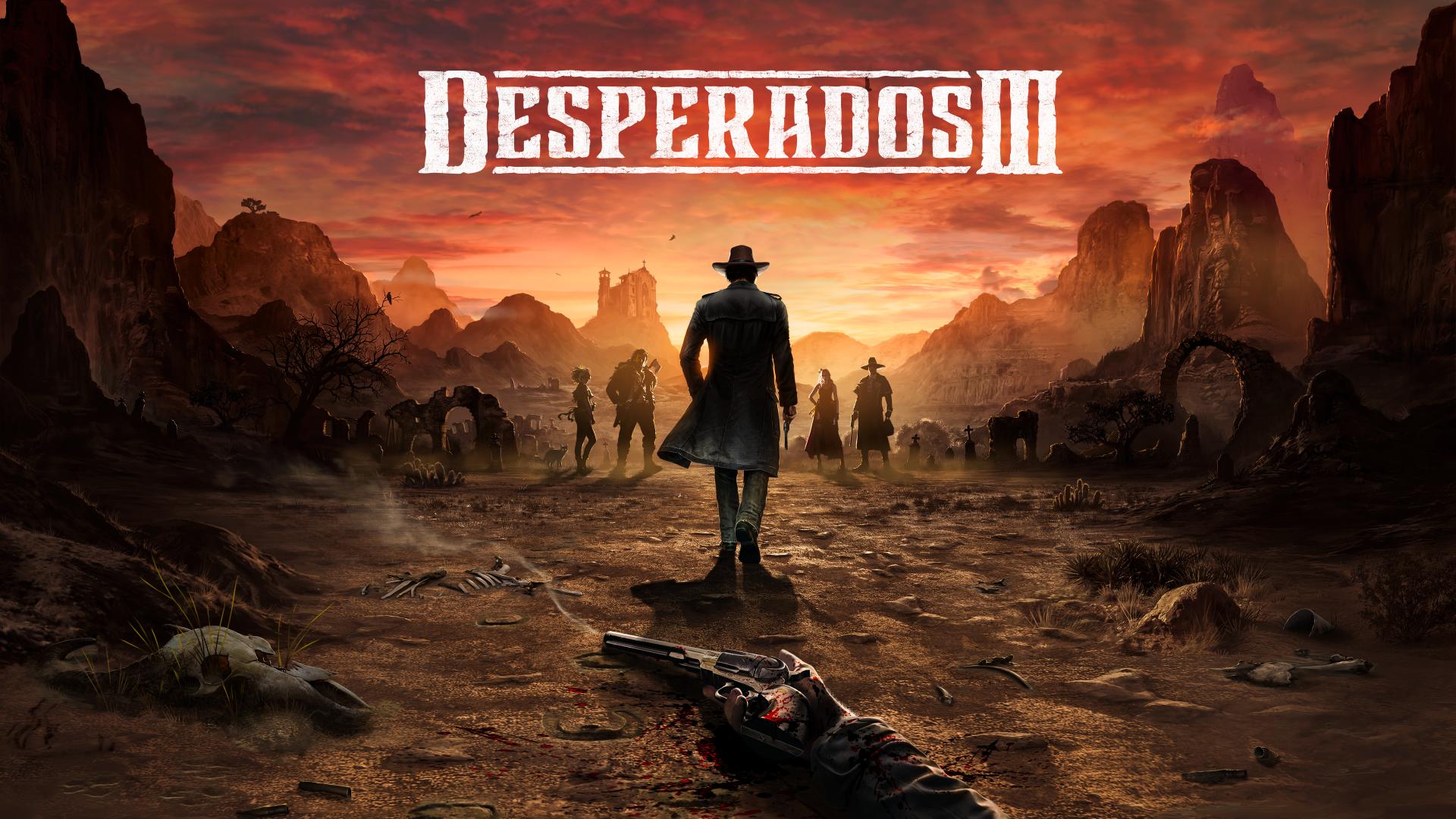 Desperados III game teaser