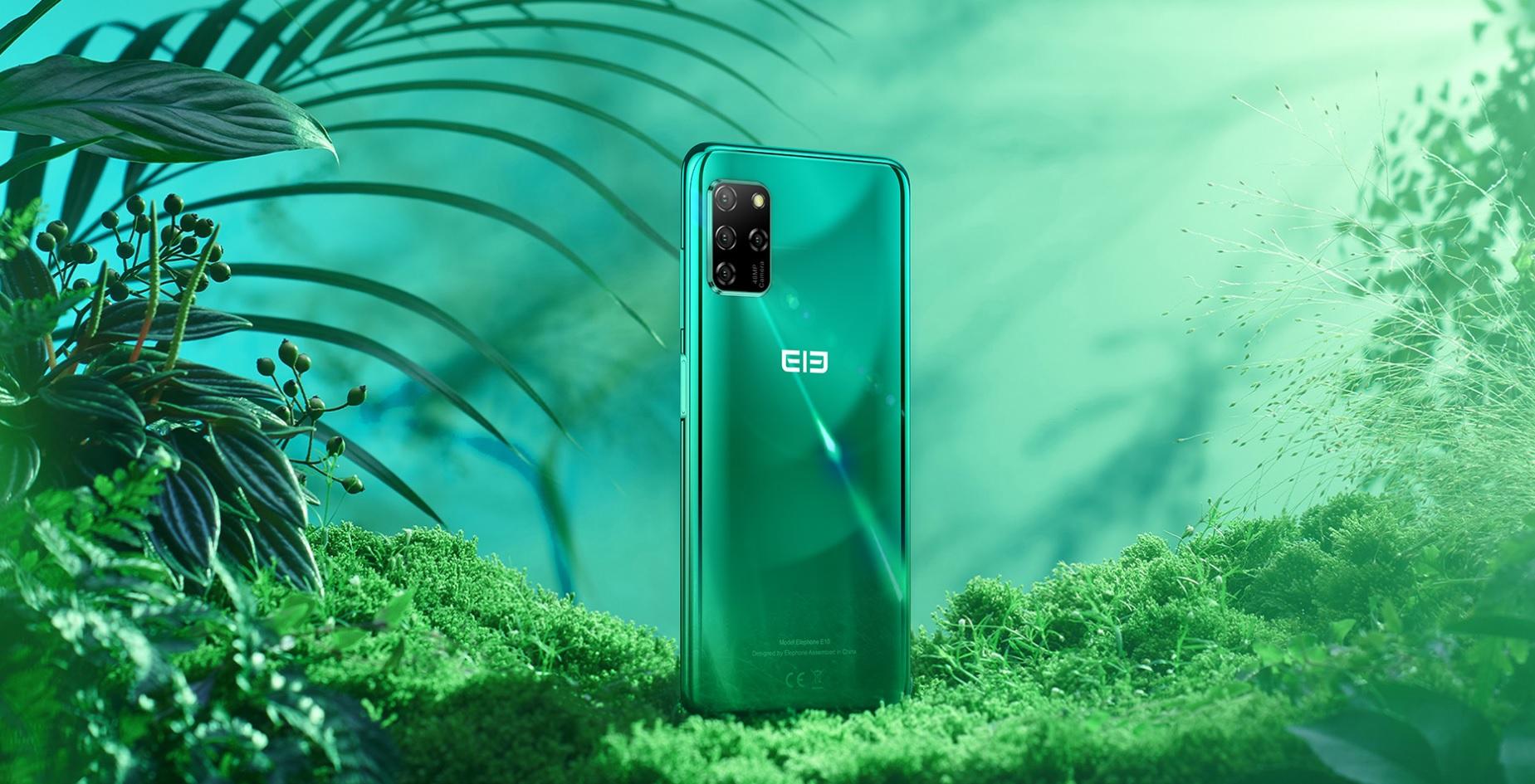 Elephone E10 smartphone