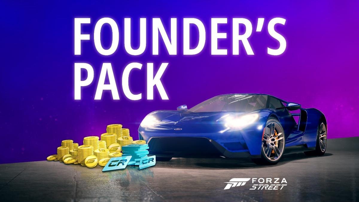 Opóźniona Forza Street wjedzie na iOS i Androida za miesiąc. Dla nowych graczy - prezent
