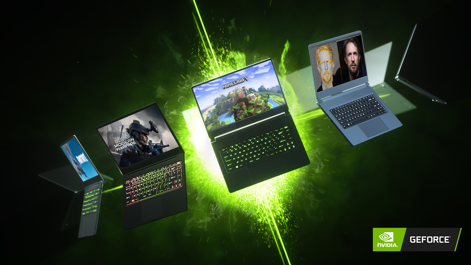 Laptopy z GeForce RTX w 2020 roku: większa wydajność, lepsza optymalizacja, ta sama cena 18