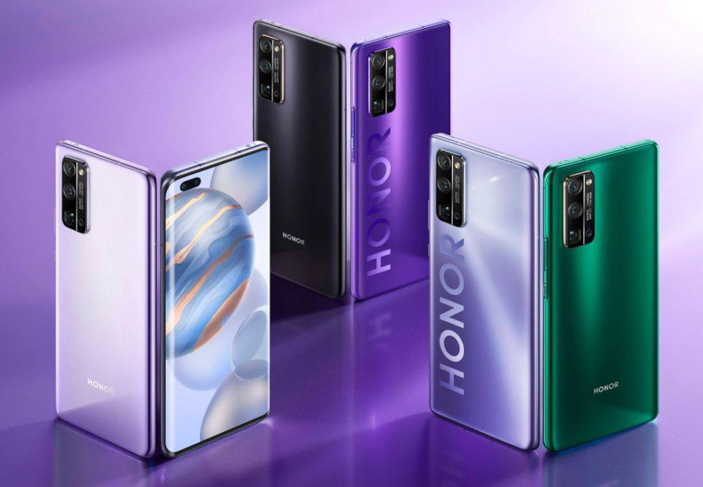 Smartfony serii Honor 30