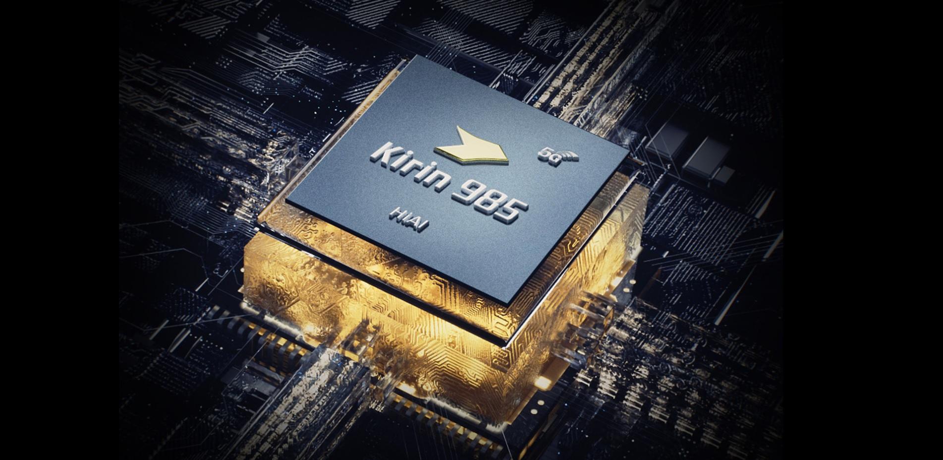 HiSilicon Kirin 985 processor