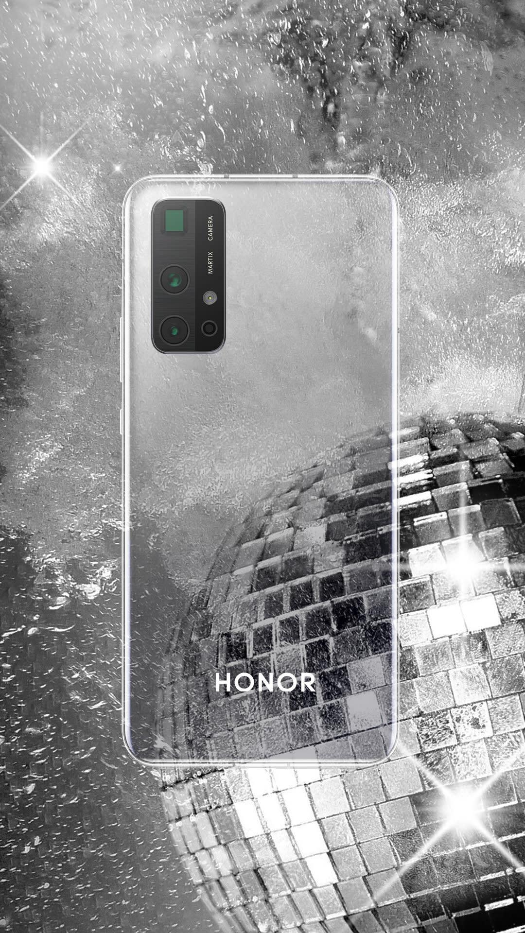 Oficjalne grafiki Honora 30 Pro. Jest i poczwórny aparat Matrix 17