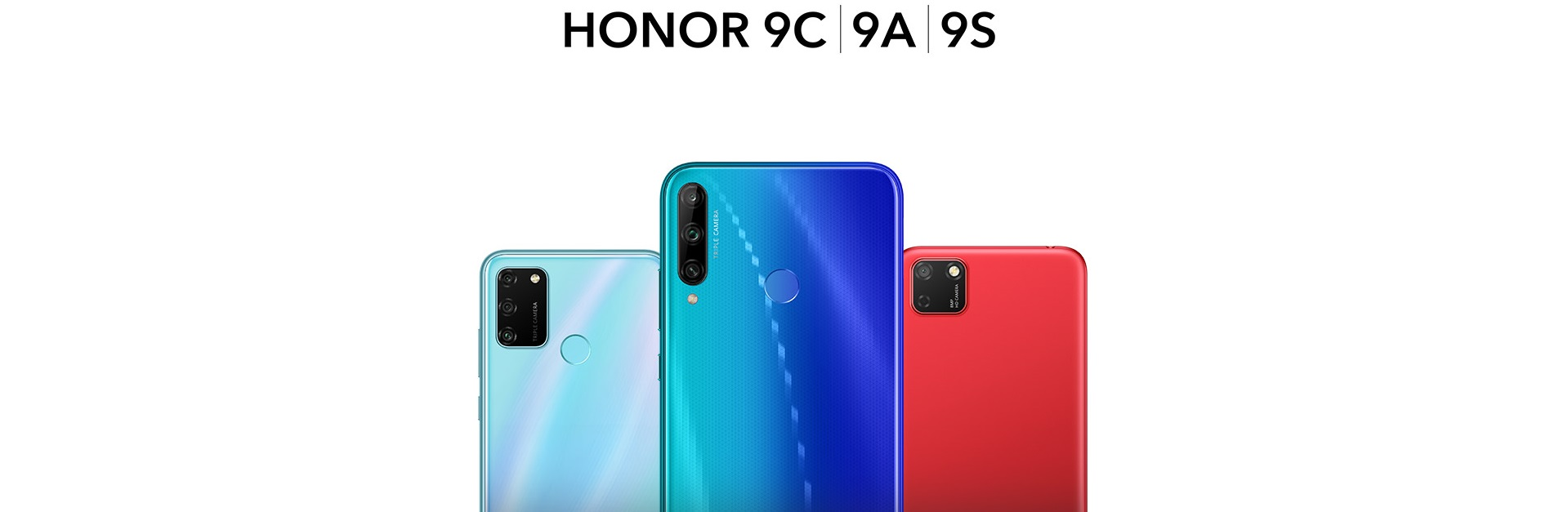 Honor 9C 9A 9S smartphone