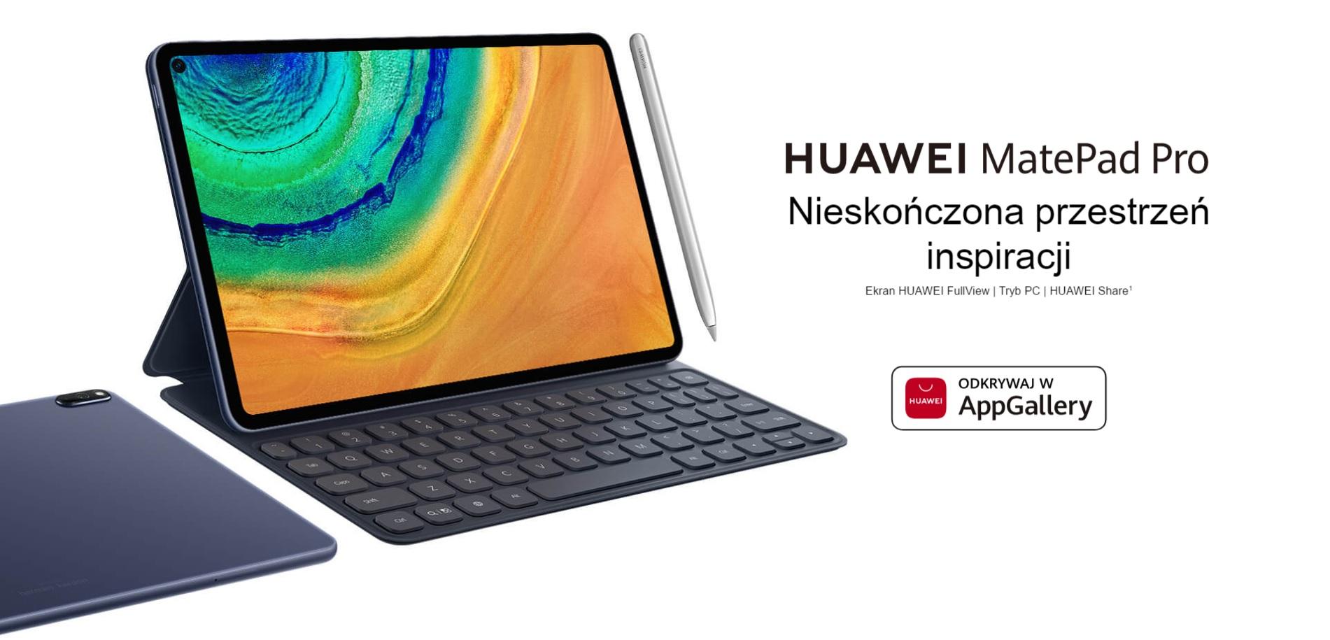 Huawei MatePad Pro tablet