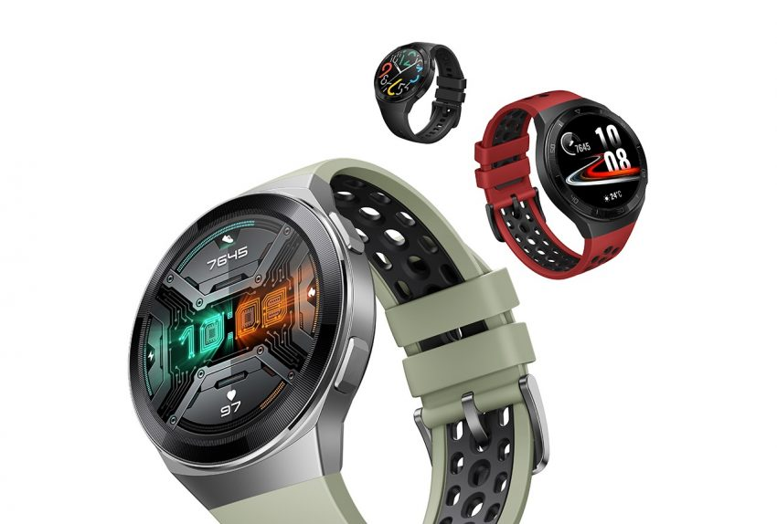 Huawei Watch GT 2e smartwatch