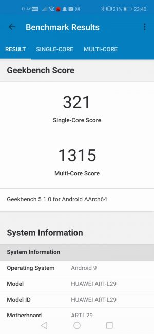Recenzja Huawei P40 Lite E. Czy niska cena rekompensuje brak usług Google? 31