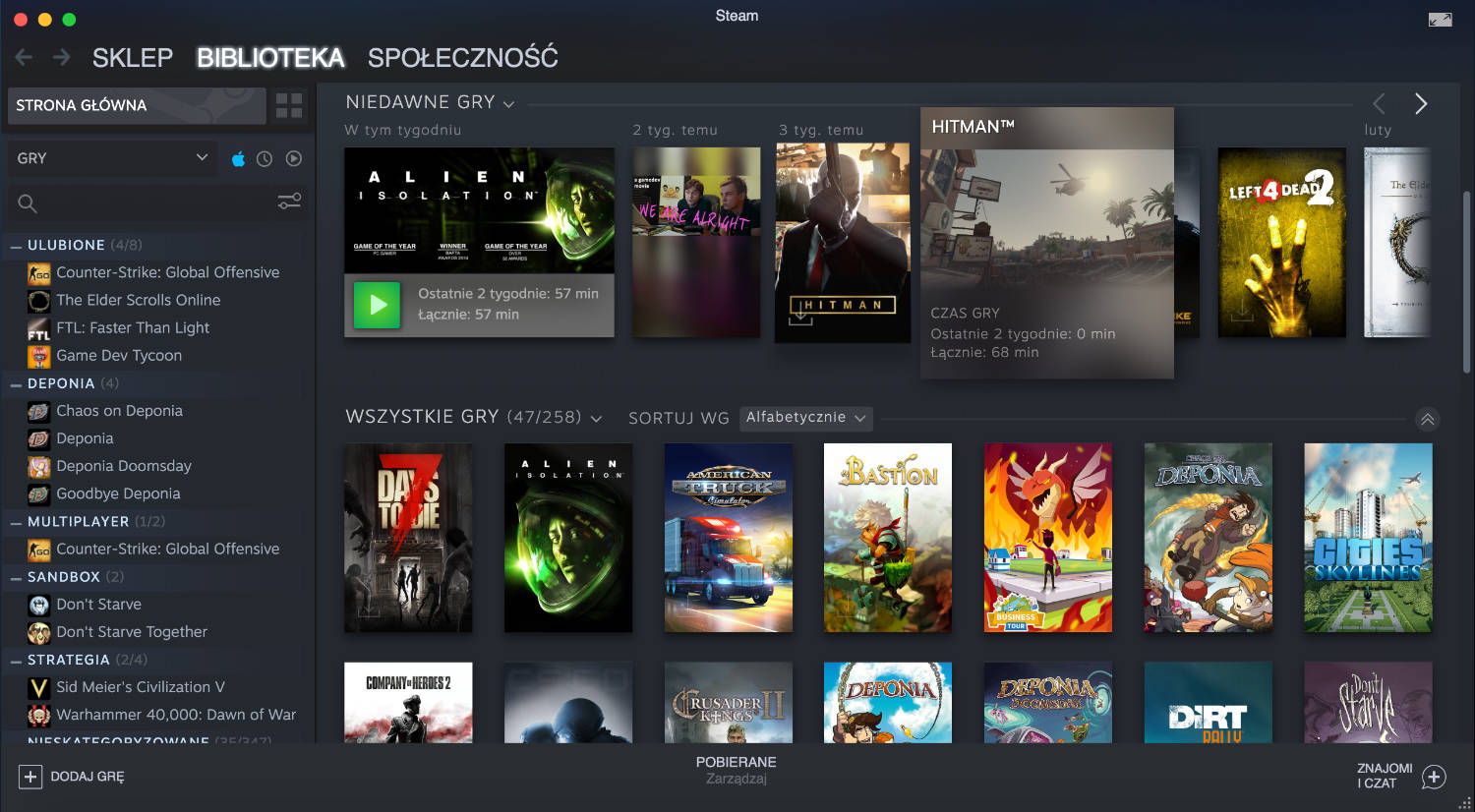 Macos Steam
