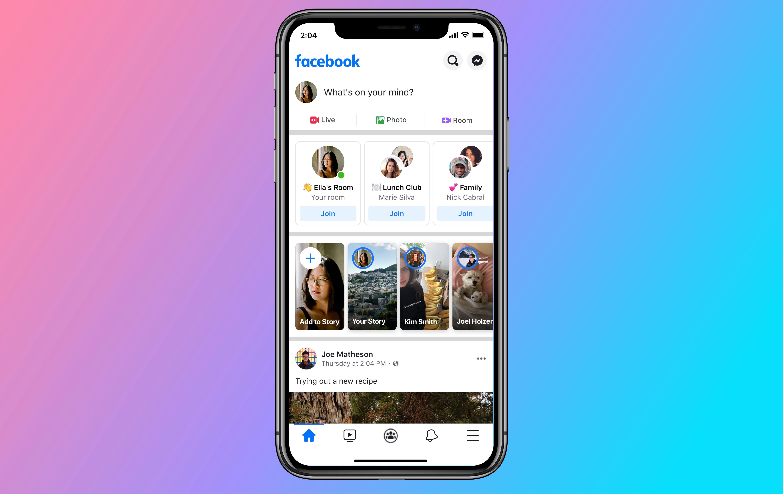 Facebook goni konkurencję: Messenger Rooms zagrozi pozycji Zoom? 21