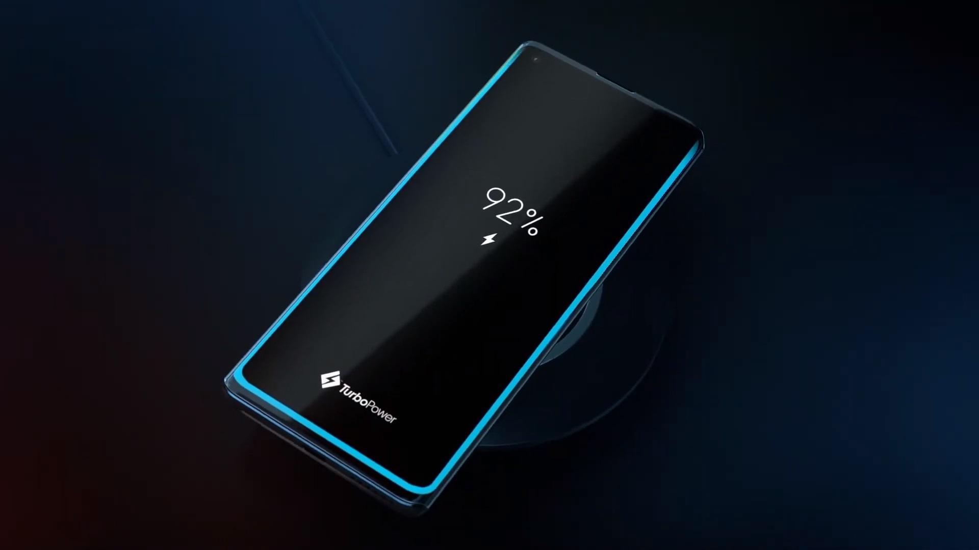 Motorola Edge Plus wireless charging