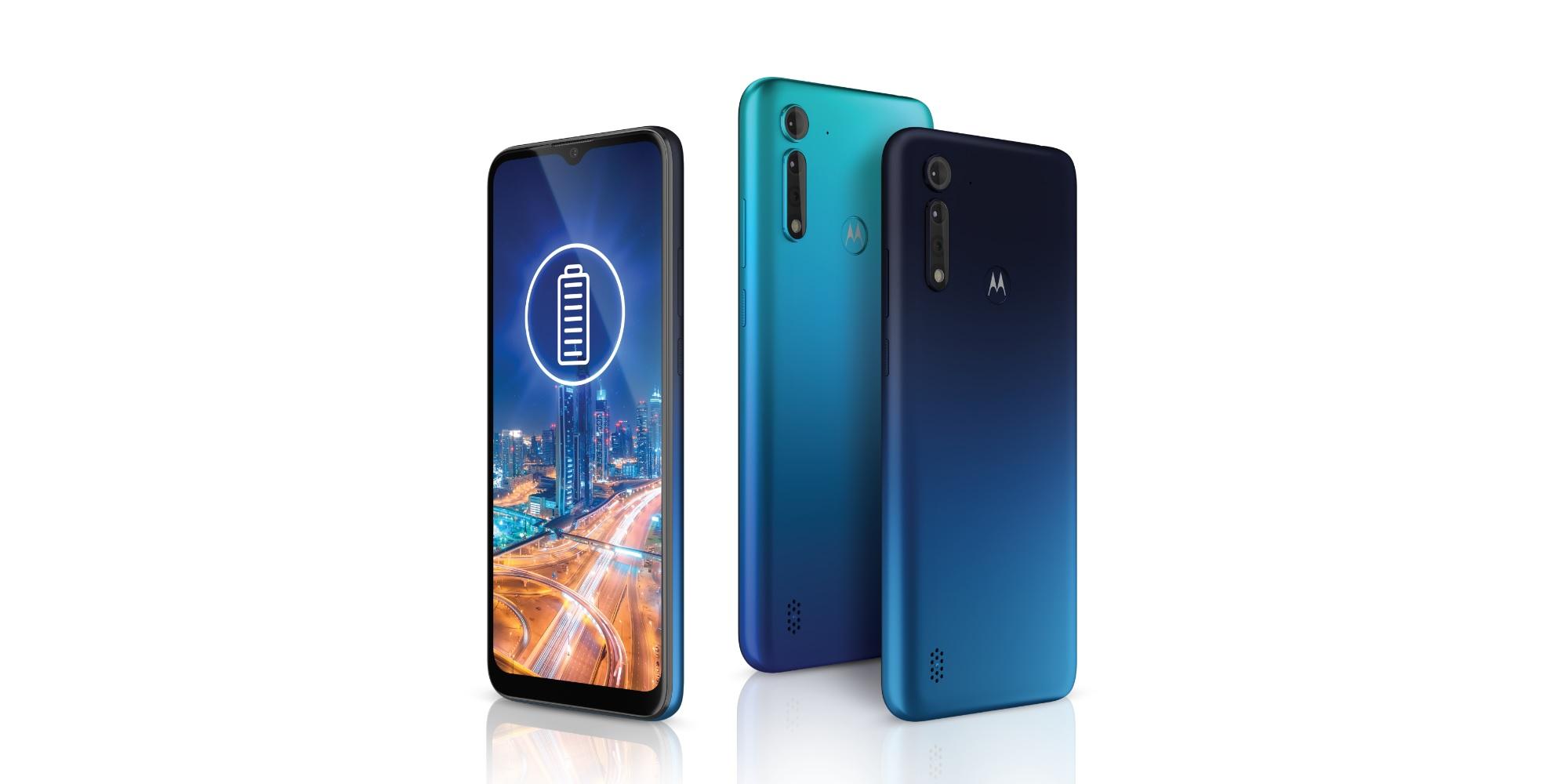 Motorola Moto G8 Power Lite smartphone