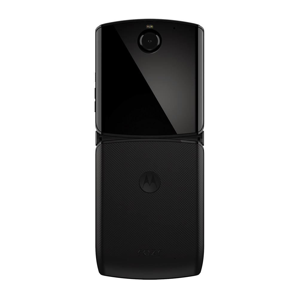 Motorola RAZR Noir Black foldable smartphone