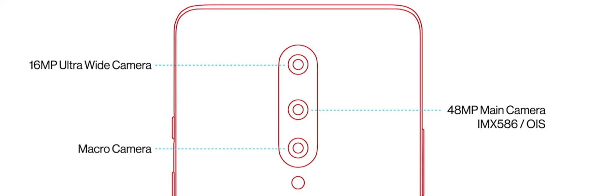 OnePlus 8 camera specs
