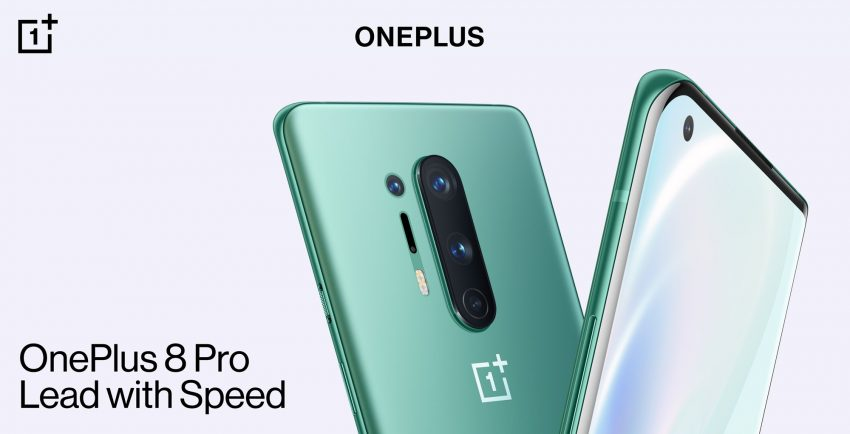 OnePlus 8 Pro smartphone