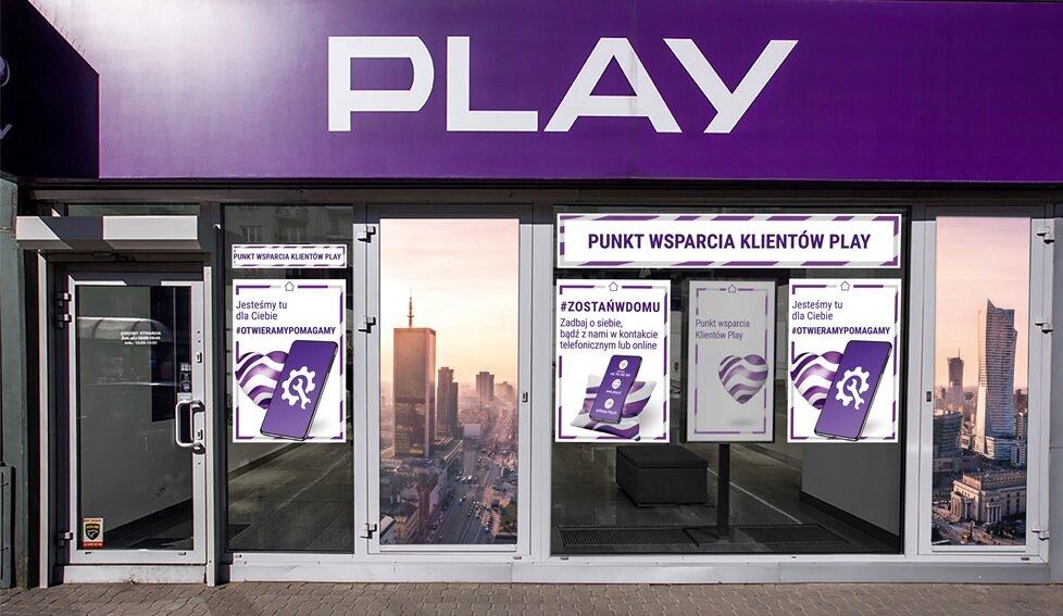 Play Punkt Wsparcia Klienta