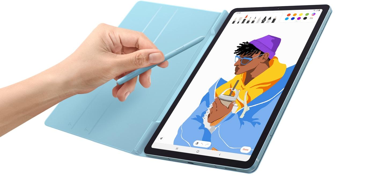 Samsung wprowadzi do sprzedaży specjalne etui do Galaxy S21 Ultra z miejscem na rysik, podobnie jak w przypadku Galaxy Tab S6 Lite