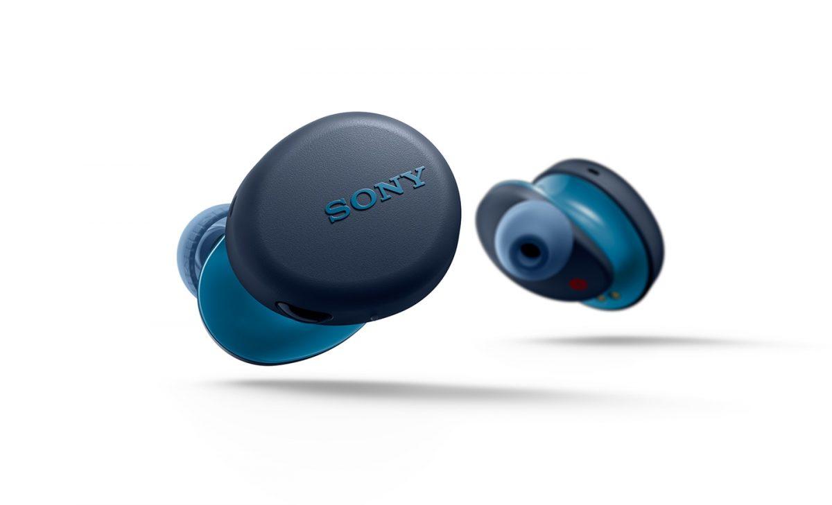 Sony WF-XB700 true wireless earbuds