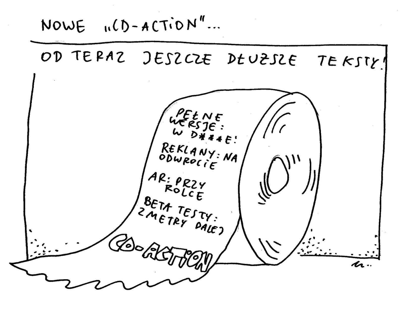 To nie może być prawda: CD-Action i PC Format mogą zostać zlikwidowane (aktualizacja)