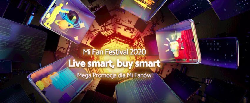 Xiaomi Mi Fan Festival 2020