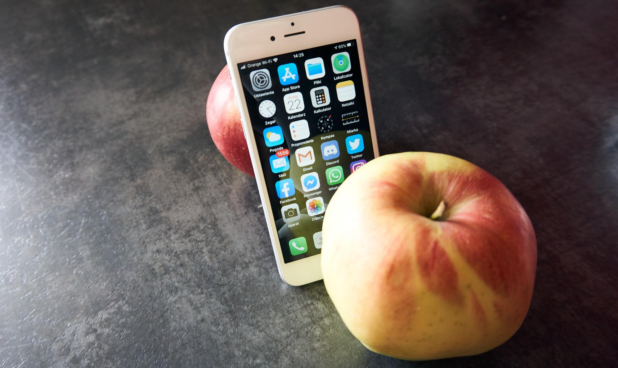 iOS 13.6 jest dostępny także dla iPhone'a 6S z 2015 roku