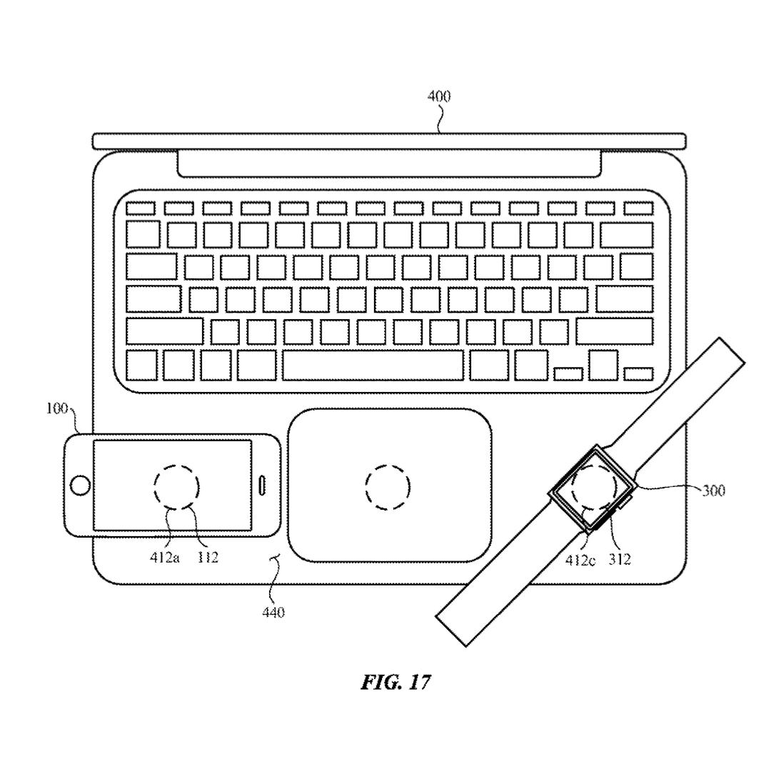 MacBook z funkcją maty ładującej. Oto nowy pomysł Apple