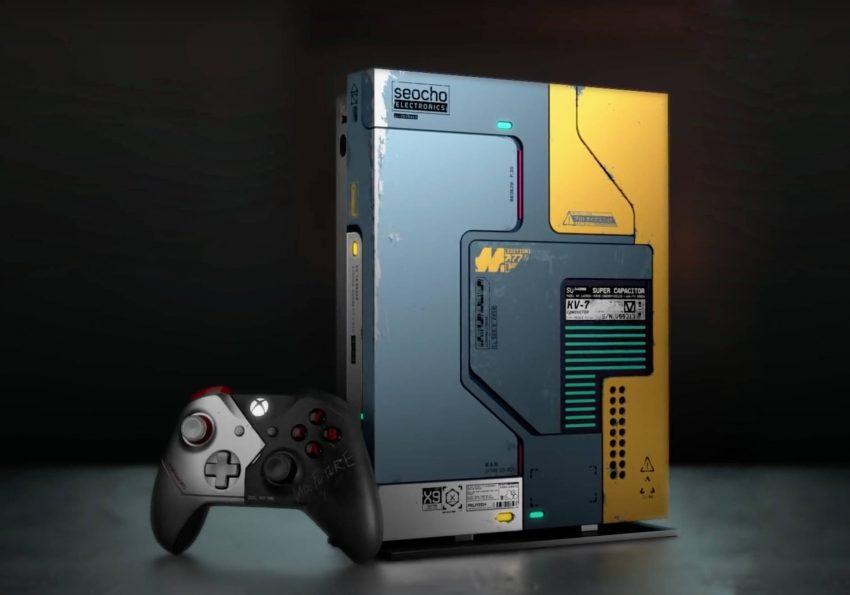 cyberpunk 2077 Xbox