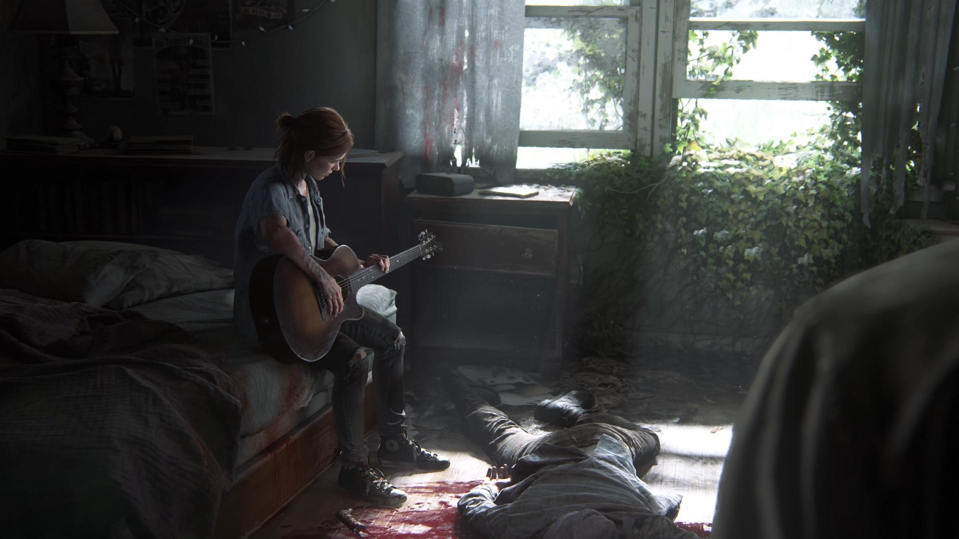Jestem bardzo rozczarowany - The Last of Us Part II ponownie przesunięte 20