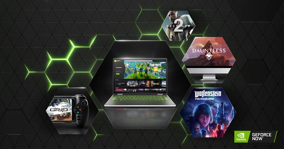 Nowe gry w NVIDIA GeForce NOW - świeża dostawa dobrych produkcji