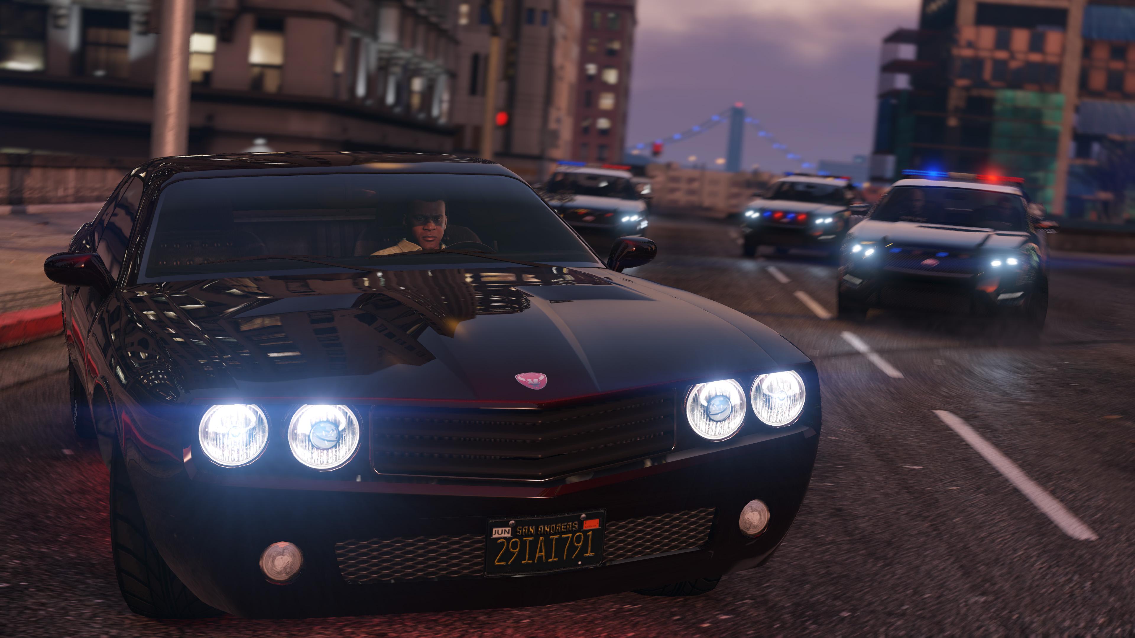 Kwarantanna w świecie gier wideo - hakerzy stosują przymusowy areszt domowy dla graczy w GTA Online