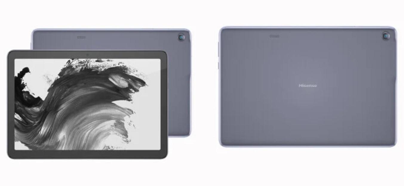 Tablet Hisense Q5 to rzadki okaz. Ma Androida 10 i ekran e-ink 18