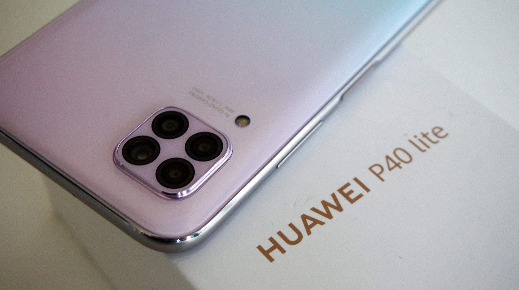 Huawei P40 Lite w nowym kolorze wygląda jakby luksusowo 20