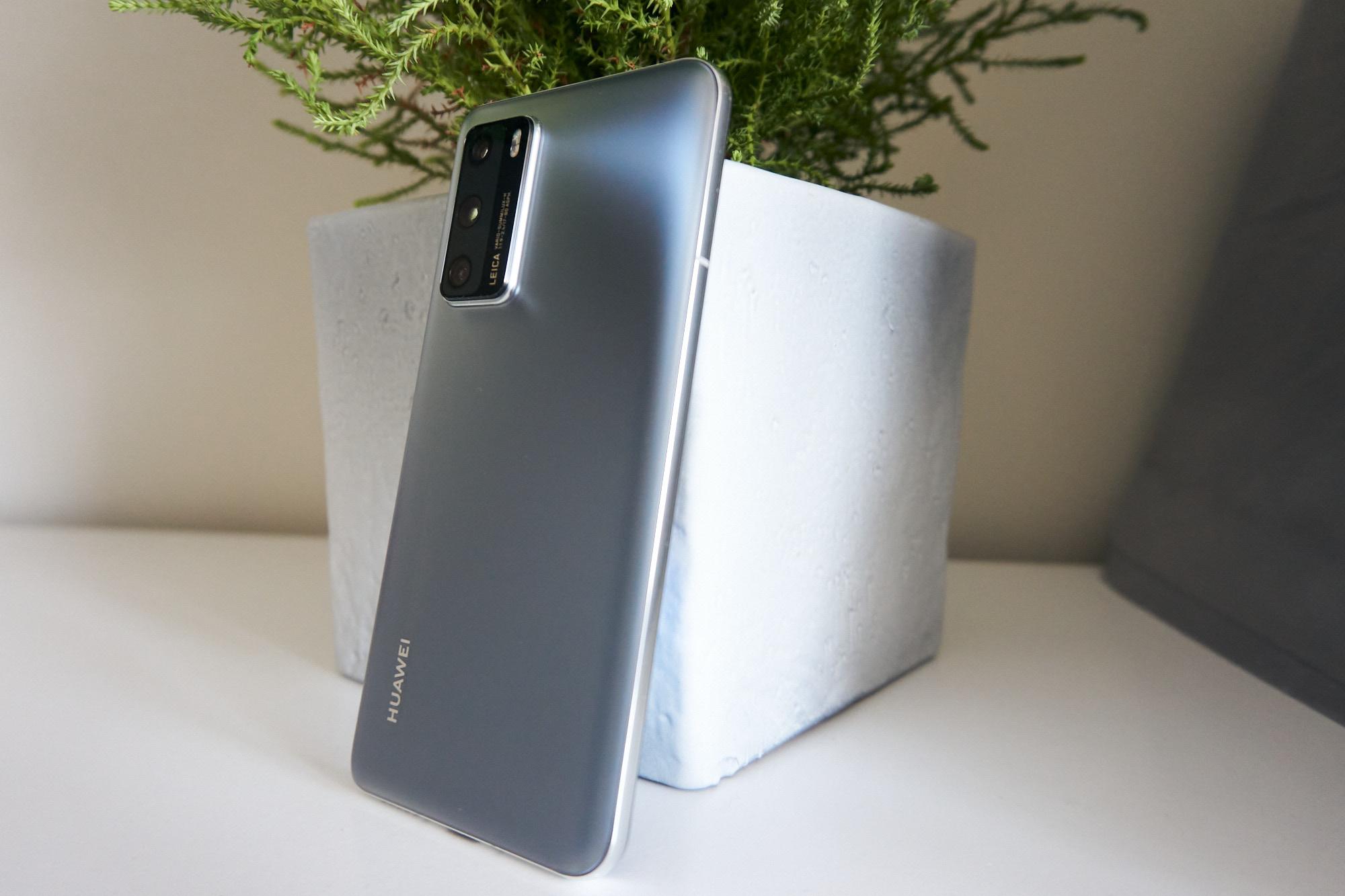 Czy wszystko musi być Pro? Recenzja podstawowego Huawei P40 20