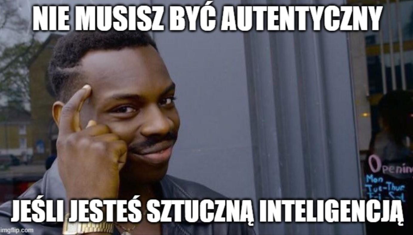 Sztuczna inteligencja potrafi sama tworzyć memy. To czyste złoto 21