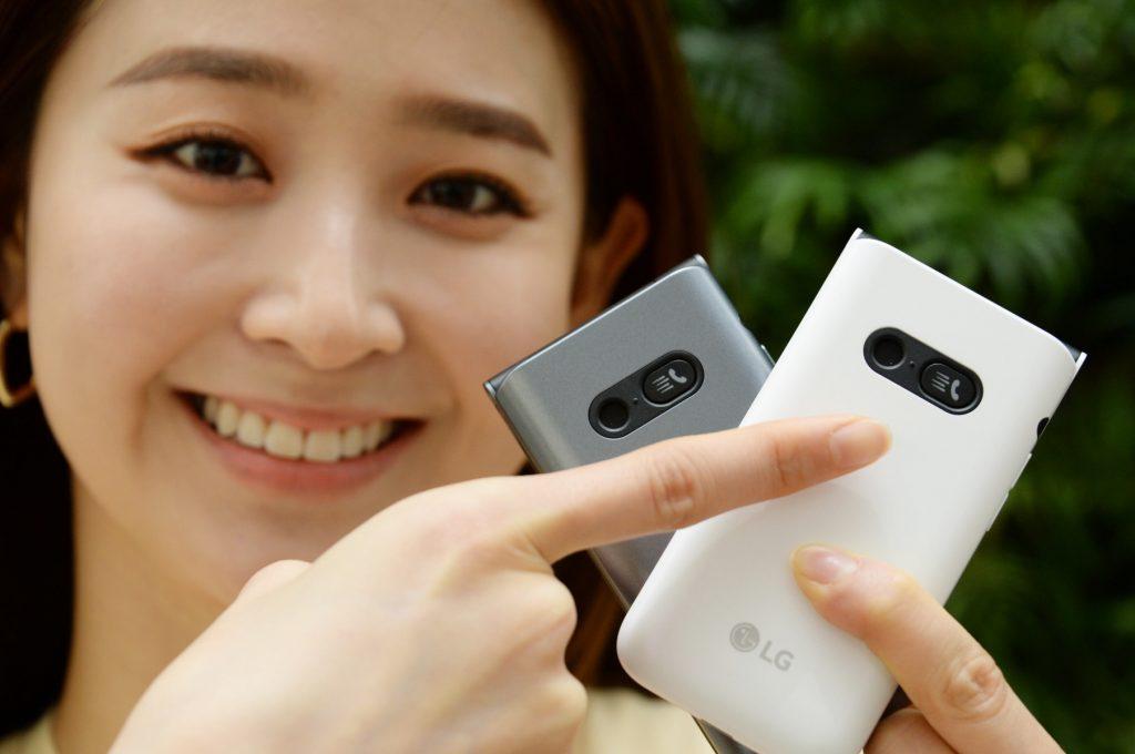 LG prezentuje telefon z klapką, niemal wyjęty z poprzedniej epoki