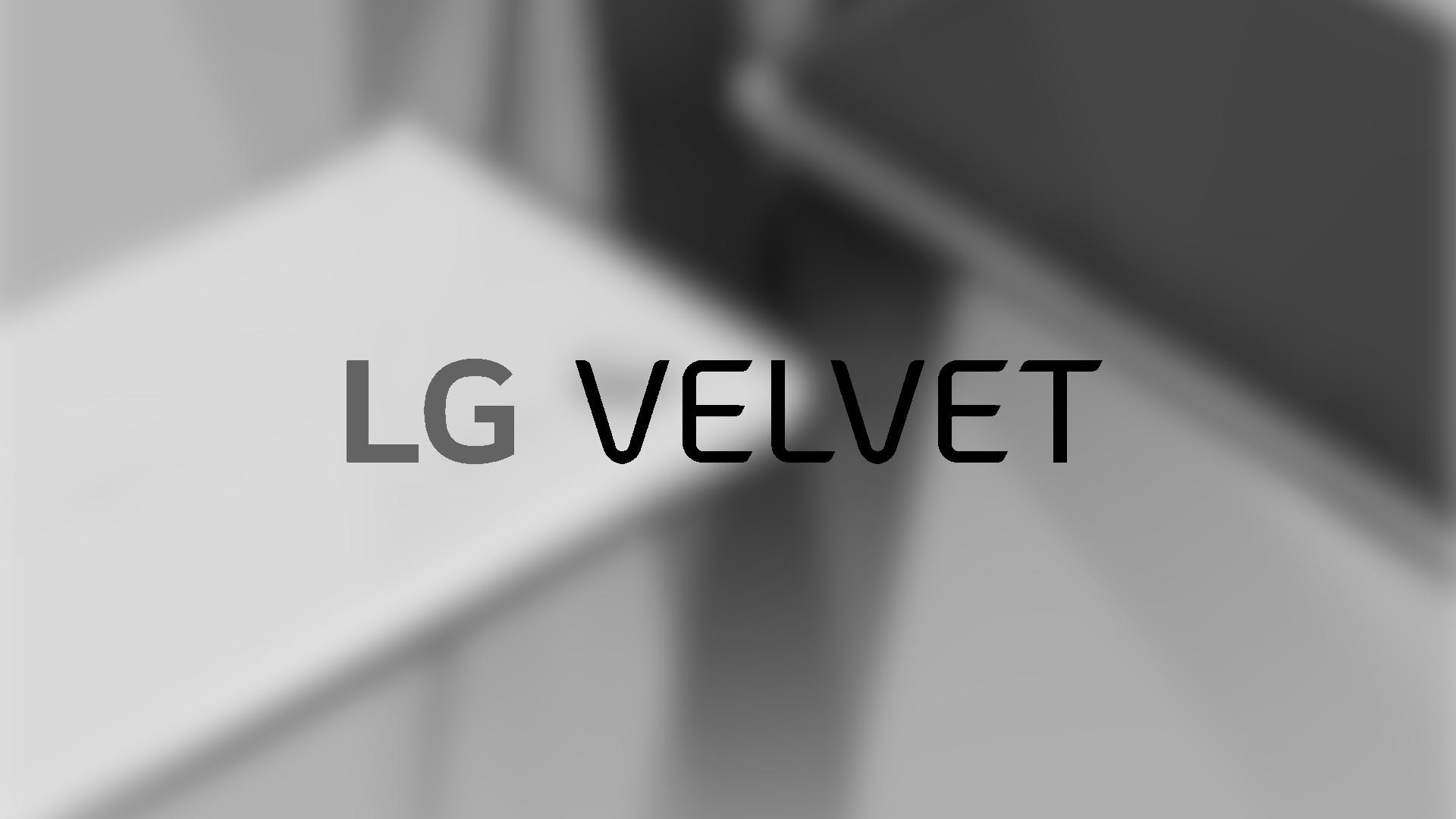 LG Velvet nadchodzi. Co tym razem wymyśliło LG?