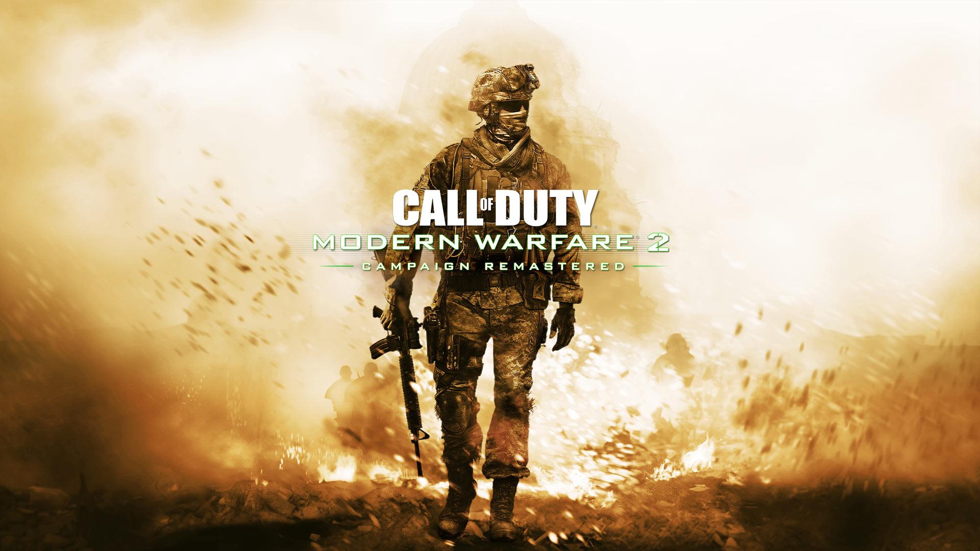 To nie żart! Call of Duty: Modern Warfare 2 Campaign Remastered już dostępne 22