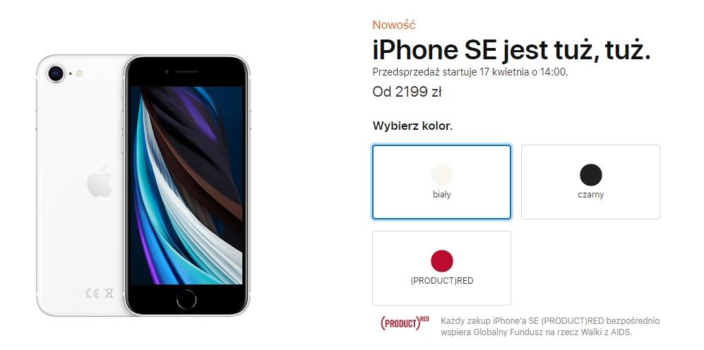 No dobrze, to ile trzeba będzie zapłacić za nowego iPhone'a SE w Polsce? 23