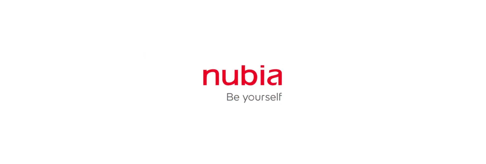 Nubia odświeża swoje logo - prostota i czytelność 29